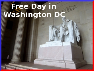 Free Day Out in Washington DC