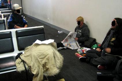 homeless men of Australia