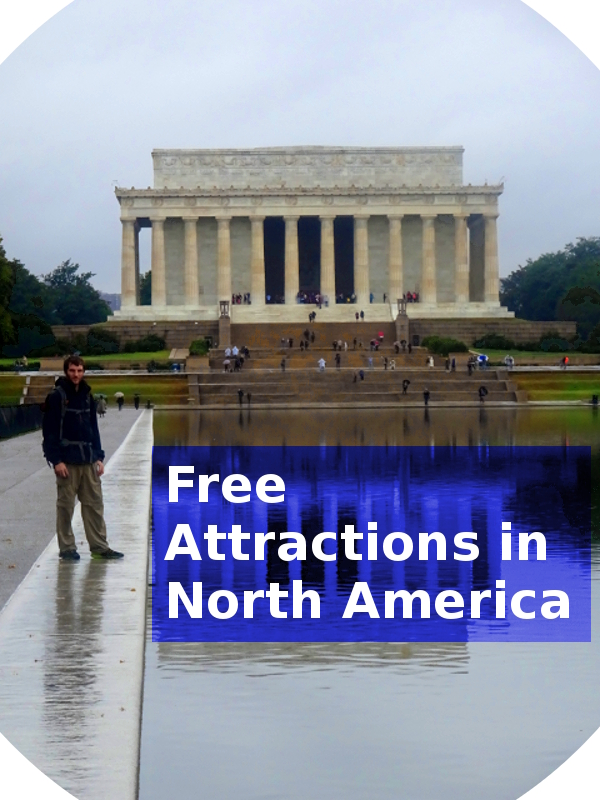 free things to do in north america