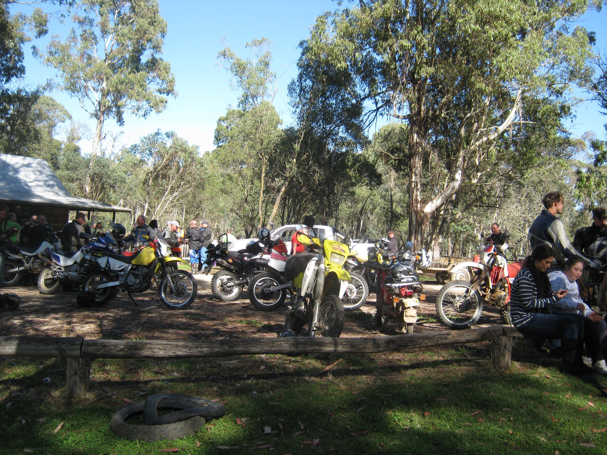 2012 Scrapheap Challenge in the Snowy Mountains