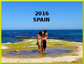 travel blog | 2016 Spain